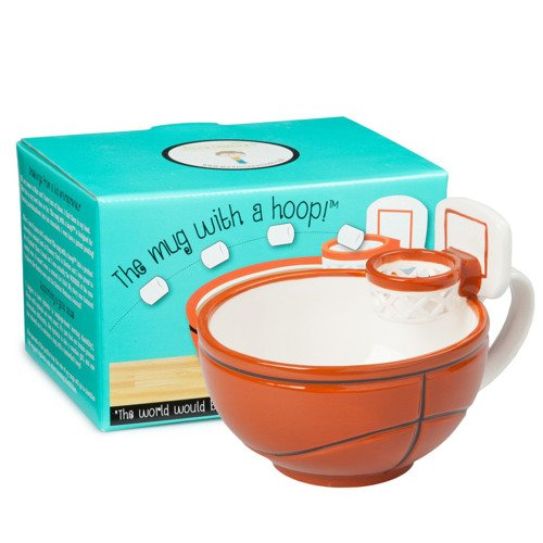 MAX'IS Creations Basketball The Mug With A Hoop