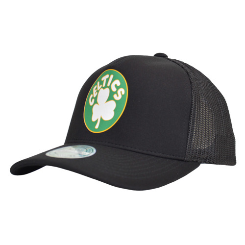 Mitchell & Ness NBA Boston Celtics Snapback - MN-HWC-INTL292-BOSCEL-BLK