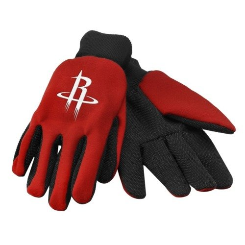 NBA Houston Rockets Winter Gloves - CBN0614-00001