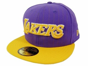 New Era 59FIFTY NBA Los Angeles Lakers Pincrown Fullcap - 80000892
