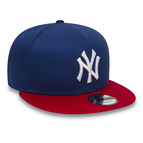 New Era 9FIFTY Cotton Block New York Yankees Snapback - 10879531