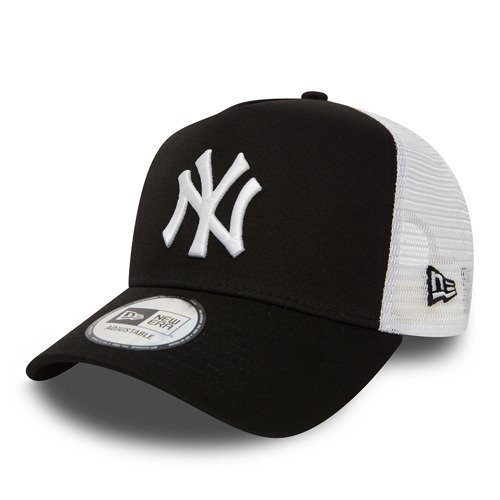 New Era MLB New York Yankees Clean A Frame Trucker Cap - 11588491
