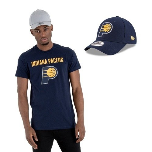 New Era NBA Indiana Pacers T-shirt + Strapback
