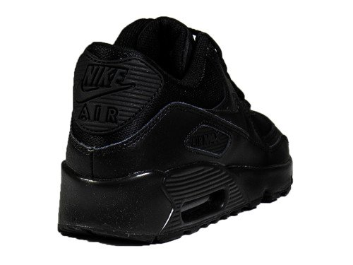 Nike Air Max 90 Mesh GS Black Stivali - 833418-001