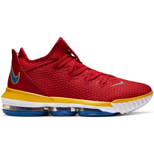 Nike LeBron 16 Low SuperBron - CK2168-600