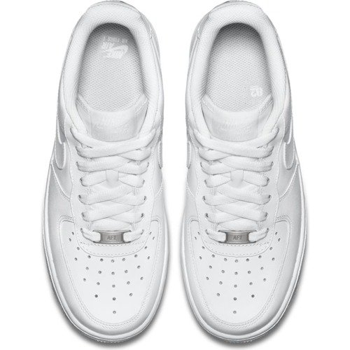 Nike Wmns Air Force 1 Low All White Stivali - 315115-112