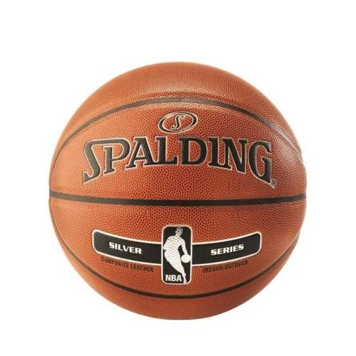 Piłka Spalding Silver NBA Indoor/Outdoor