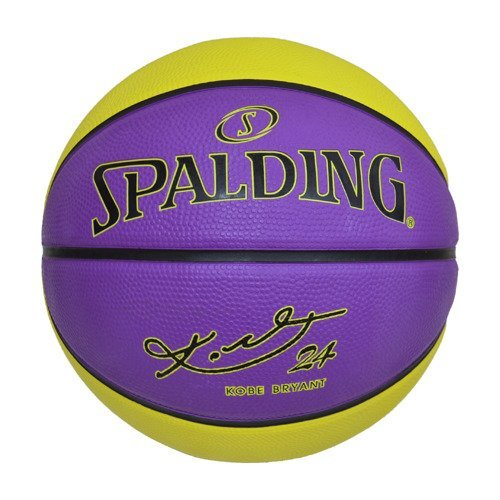 Spalding Kobe Bryant Dogbone Ball + Air Jordan Essential Ball Pump