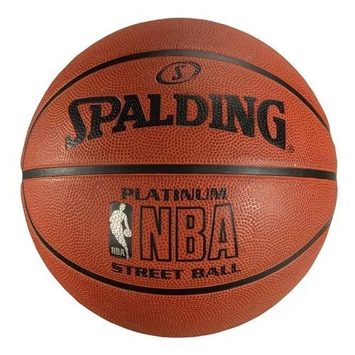 Spalding NBA Platinum Basketball
