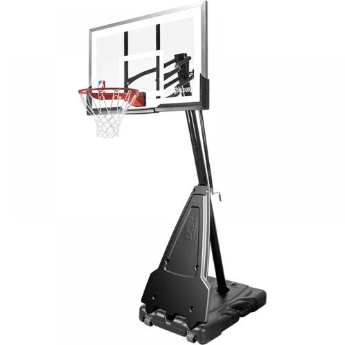 Spalding NBA Platinum Portable Basketball Corb