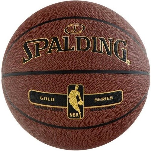 Spalding NBA Tack Soft Gold Pallacanestro + Nike Essential Dual Action Ball Pump