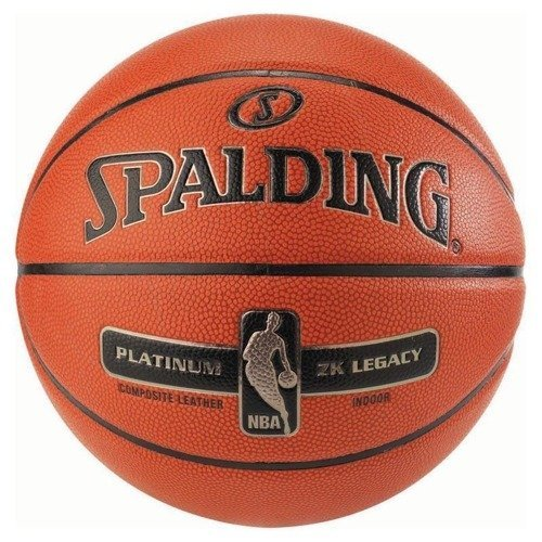 Spalding Platinum ZK Legacy Indoor Pallacanestro + Nike Essential Dual Action Ball Pump