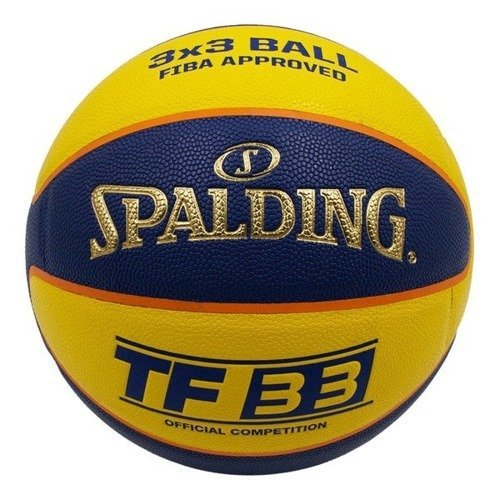 Spalding TF-33 Official game ball out Pallacanestro + Nike Essential Dual Action Ball Pump