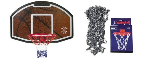 Sure Shot 509 Bronx The Ball Basketball Set