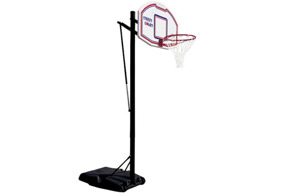 Sure Shot Sant Louis 513 Basketball Set with height adjustment