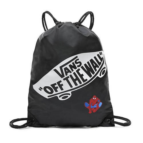 VANS Benched Bag Custom Spiderman - VN000SUF158