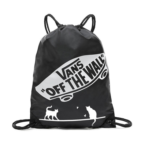 VANS Benched Bag black | VN000SUF158 - Custom Cats