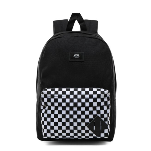 VANS New Skool Checkerboard Zaino -VN0002TL2OB + Benched Bag