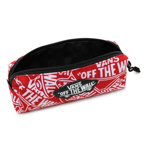 Vans OTW Pencil Pouch Red - VN0A3HMQTTM