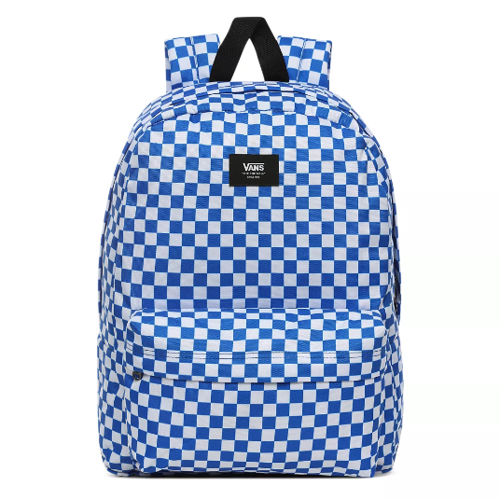 Vans Old Skool III Victoria Blue Check - VN0A3I6RZZ4