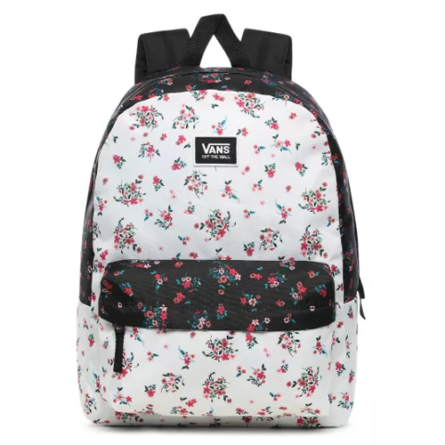 Vans Realm Classic Beauty Floral Patchwork Zaino - VN0A3UI7ZKW