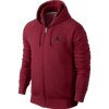 Air Jordan Brushed Full Zip Hoodie - 688995-687